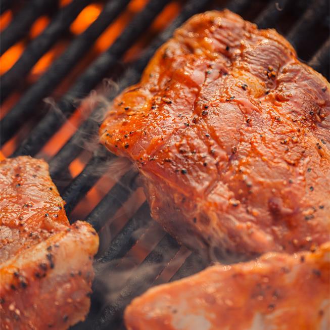Scăriță de porc, fragedă și aromată